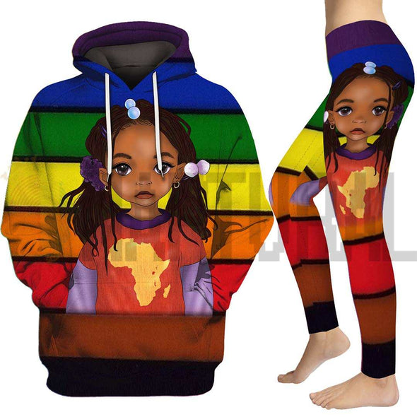 Be A African Lovely Black Daughter All Over Apparel