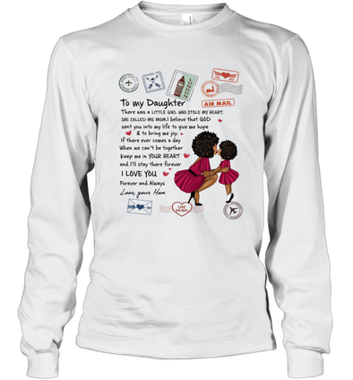 Stamps Whenever You feel - Modern Mother To Little Daughter Long Sleeve T-Shirt