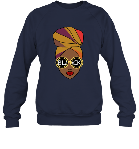 Black Girl Magic - Headwraps Sweatshirt