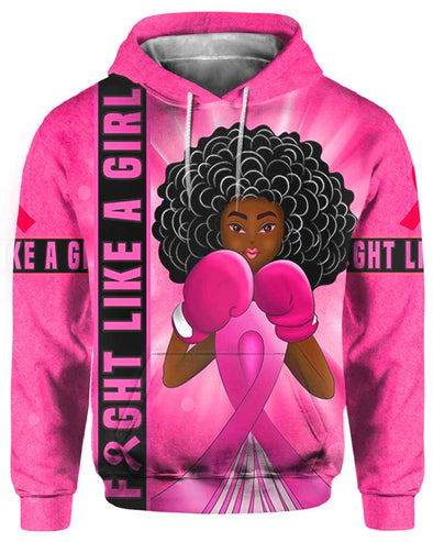 Fight Like A Girl Breast Cancer Awareness All Over Apparel 4