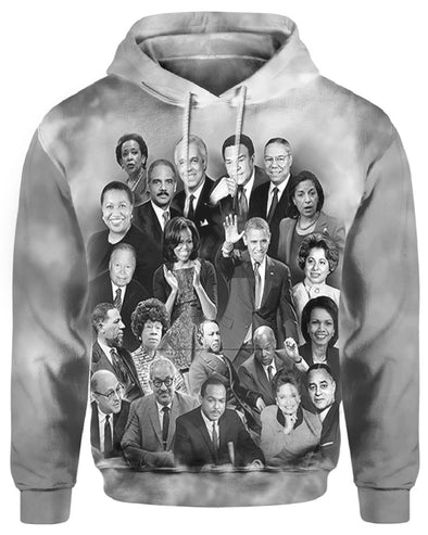 They Make Black History All Over Apparel