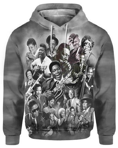 They Make Our History African American All Over Apparel