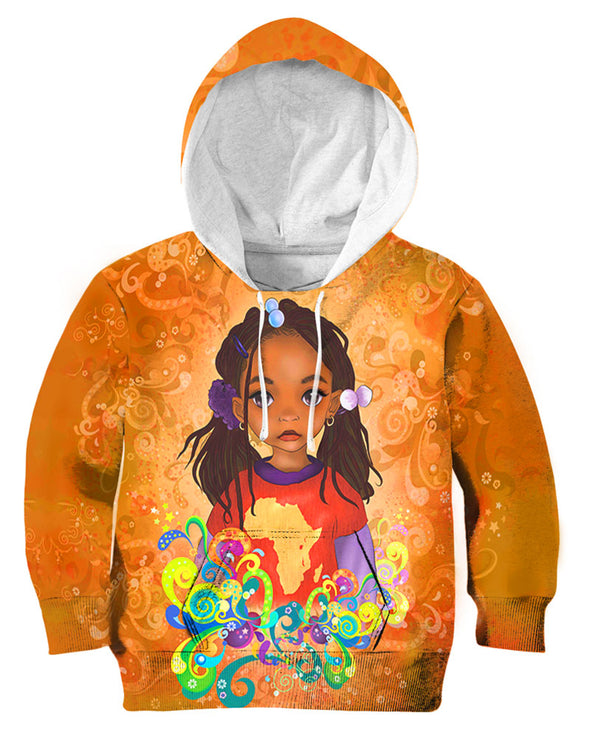 Be A African Cute Black Daughter All Over Apparel