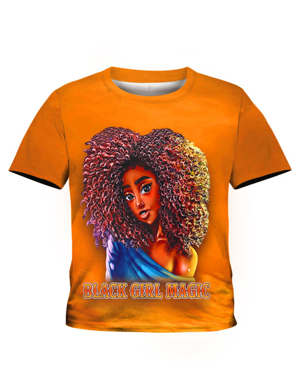 Sexy Sweatie Cute Curls Girl All Over Apparel