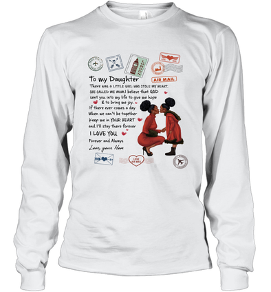 Stamps Whenever You feel - Elegant Mother To Little Daughter Long Sleeve T-Shirt