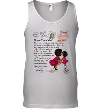 Stamps Whenever You feel - Modern Mother To Little Daughter Tank Top