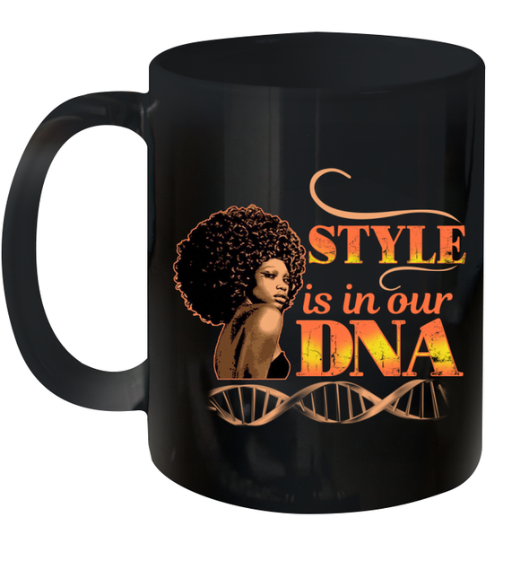 Hair Style Is In Our DNA Mug