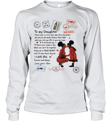 Stamps Whenever You feel - Elegant Mother To Little Daughter Youth Long Sleeve