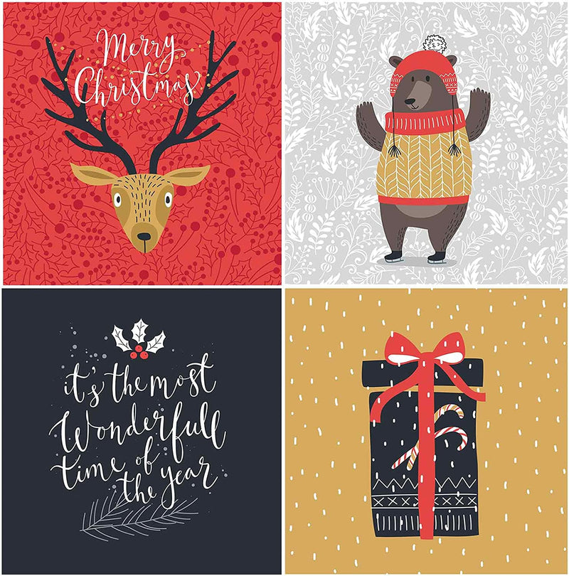 20 x Christmas Cards Multi Pack Volume 2
