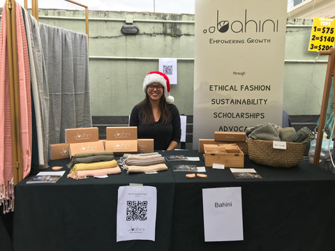 Bahini First Christmas Market