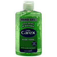 Carex Aloe Vera Hand Gel 300ml Family Size Bottle