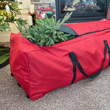 Large Heavy Duty Christmas Tree Storage Bag With Wheels