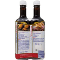A1 ORIGINAL STEAK SAUCE 2 x Large 567g Bottles USA Imported