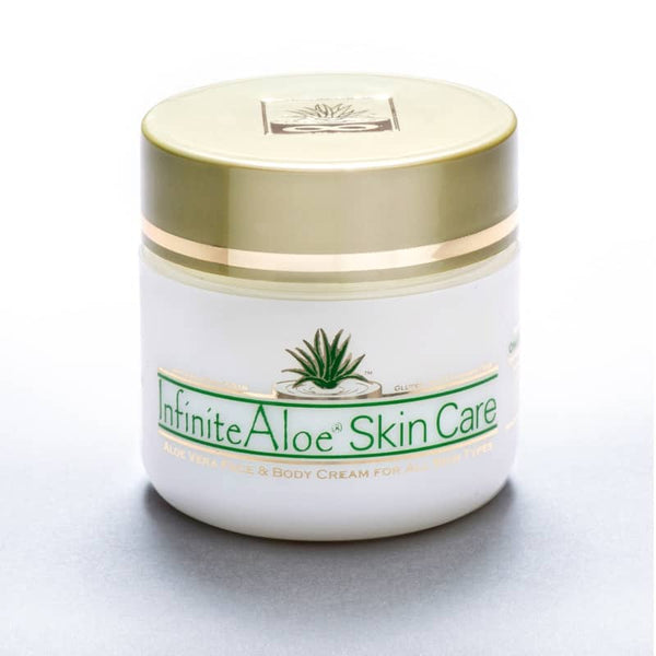 Infinite Aloe Skin Care Jar 8oz Original Scent