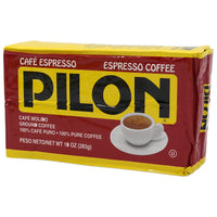 Cafe Pilon 100% Pure Espresso Finely Ground 10oz