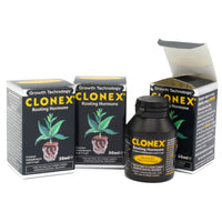 Clonex Gel Professional Rooting Hormone 3 x 50ml Pots