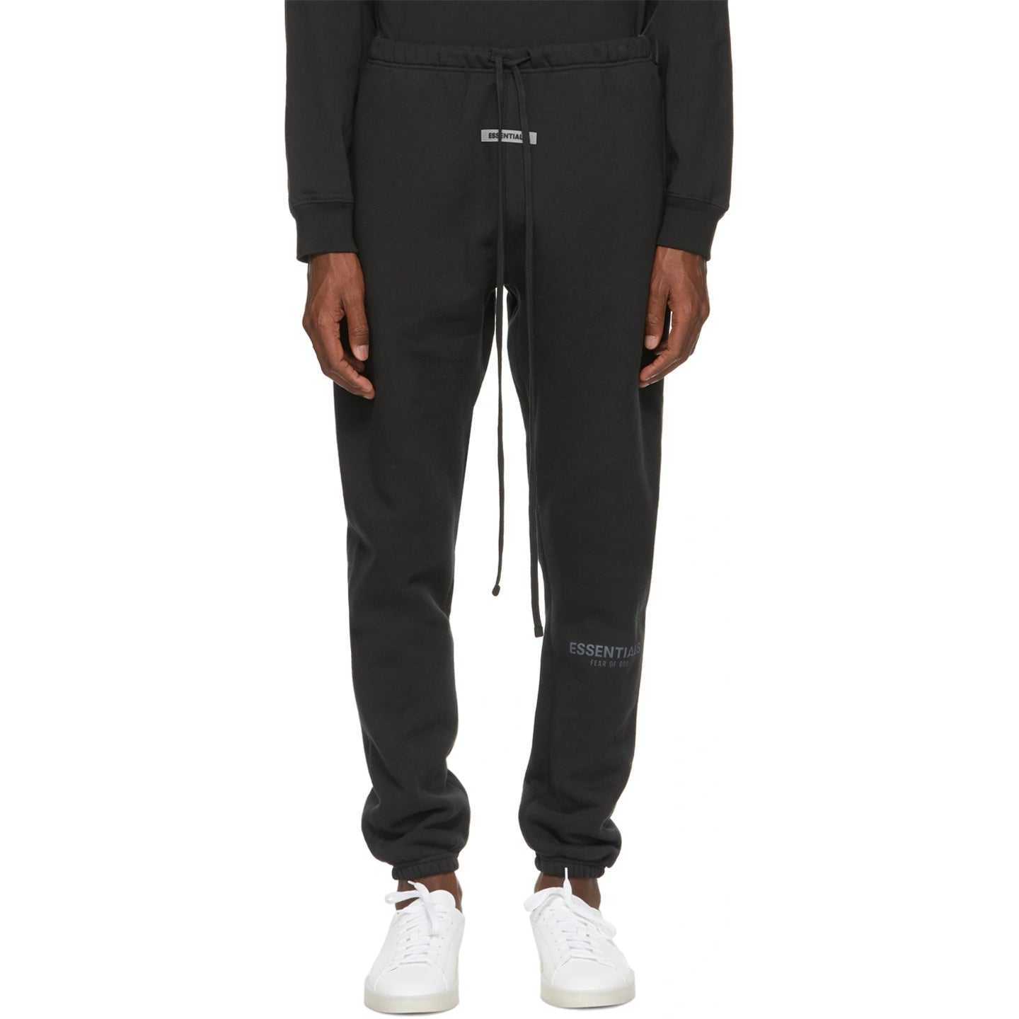 FEAR OF GOD ESSENTIALS SWEATPANT BLACK