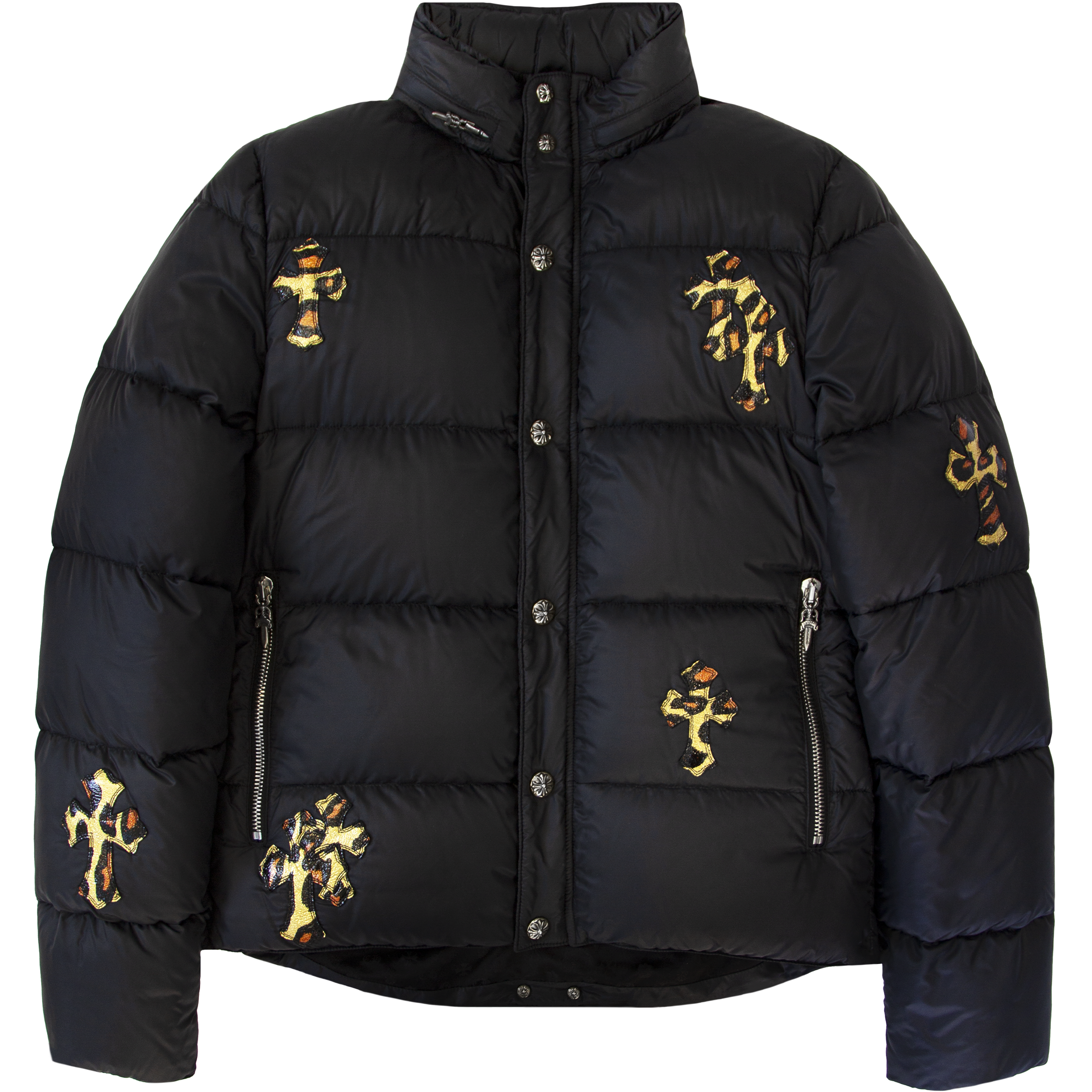 CHROME HEARTS PATCH WORK PUFFER (1/1)