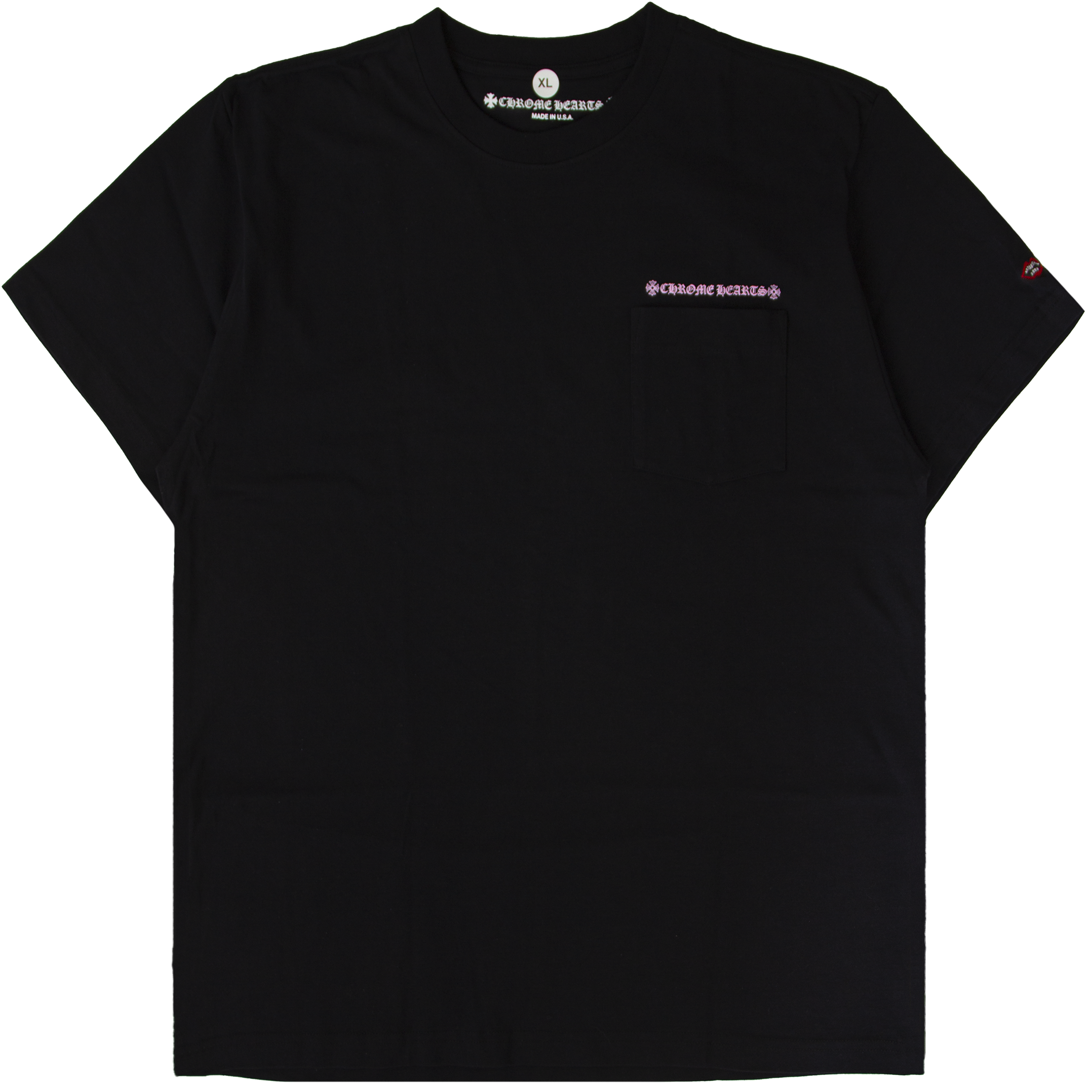 CHROME HEARTS PINK PPO TEE