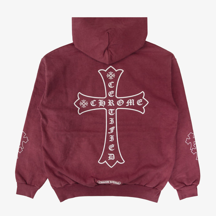 CHROME HEARTS x DRAKE CLB MIAMI EXCLUSIVE HOODIE