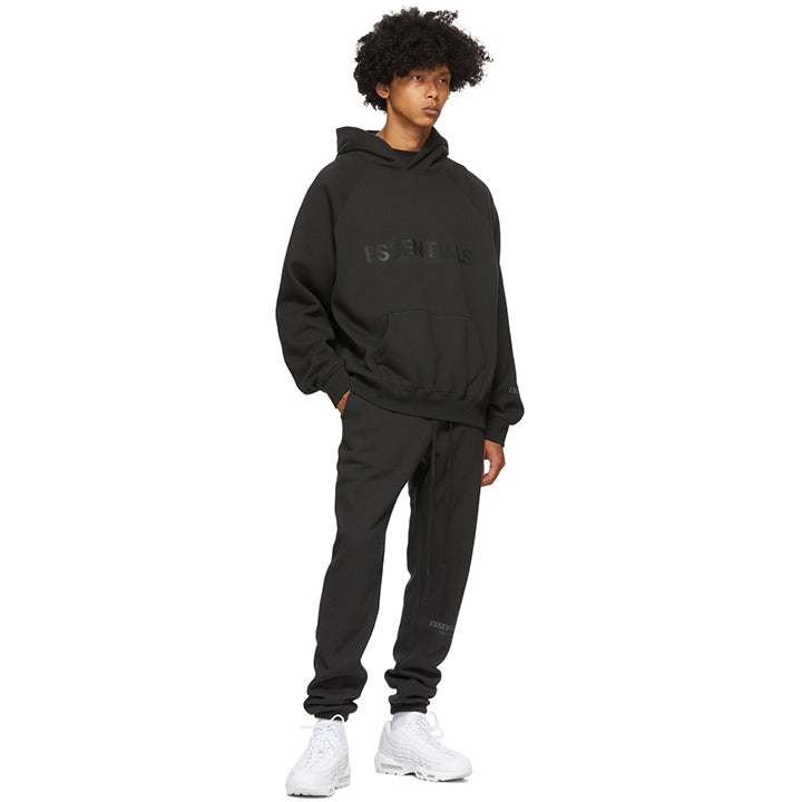 FEAR OF GOD ESSENTIALS BLACK SWEATPANT