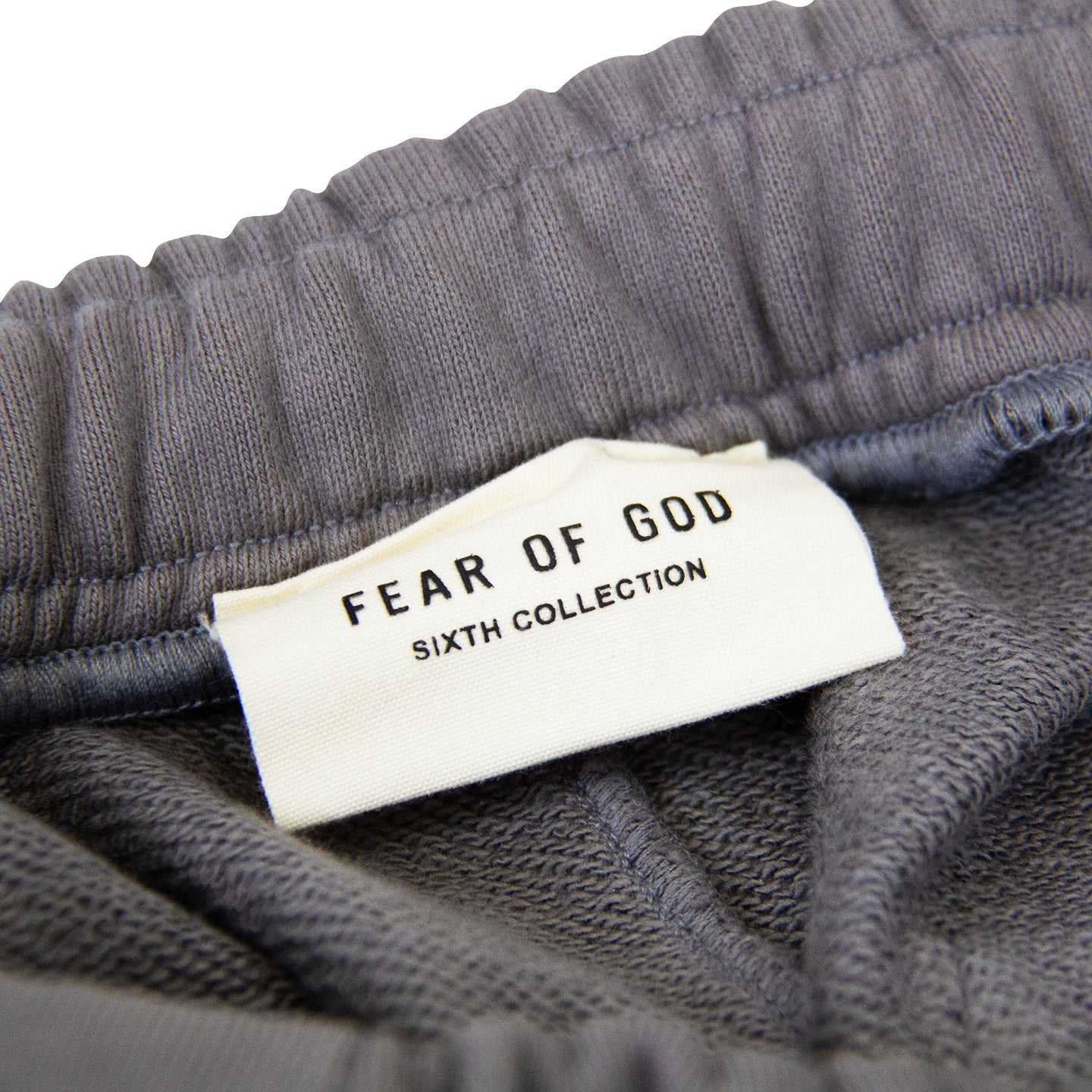 FEAR OF GOD CORE SWEATPANT GOD GREY