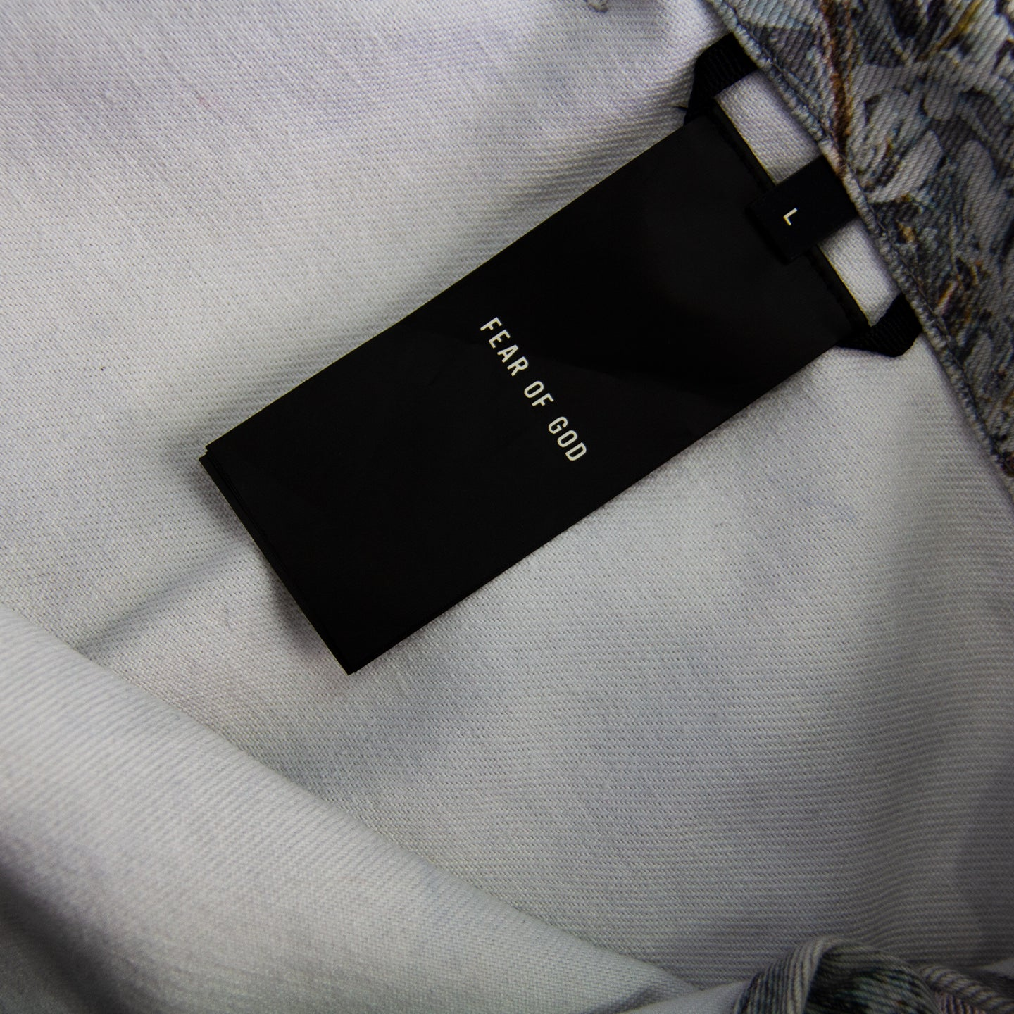 FEAR OF GOD PRAIRIE GHOST JIUJITSU PANT