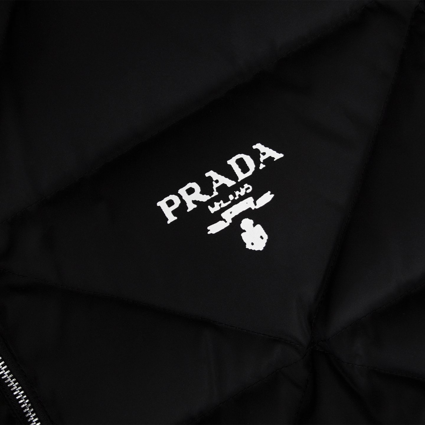 PRADA ASPEN EXCLUSIVE QUILTED PUFFER