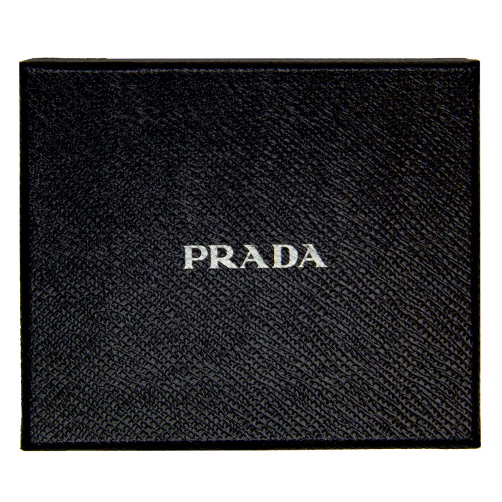 PRADA SAFFIANO PATCH CARD HOLDER