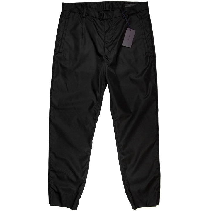 PRADA NYLON GABARDINE PATCH PANT