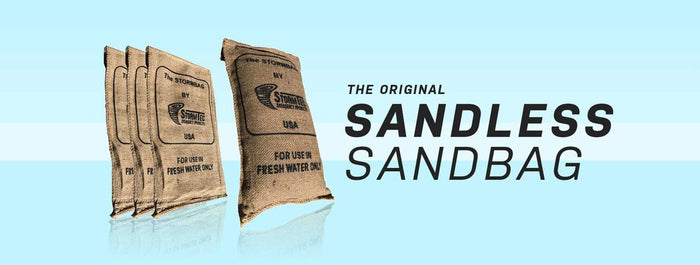 Sandless Sandbags Are No Science Fiction