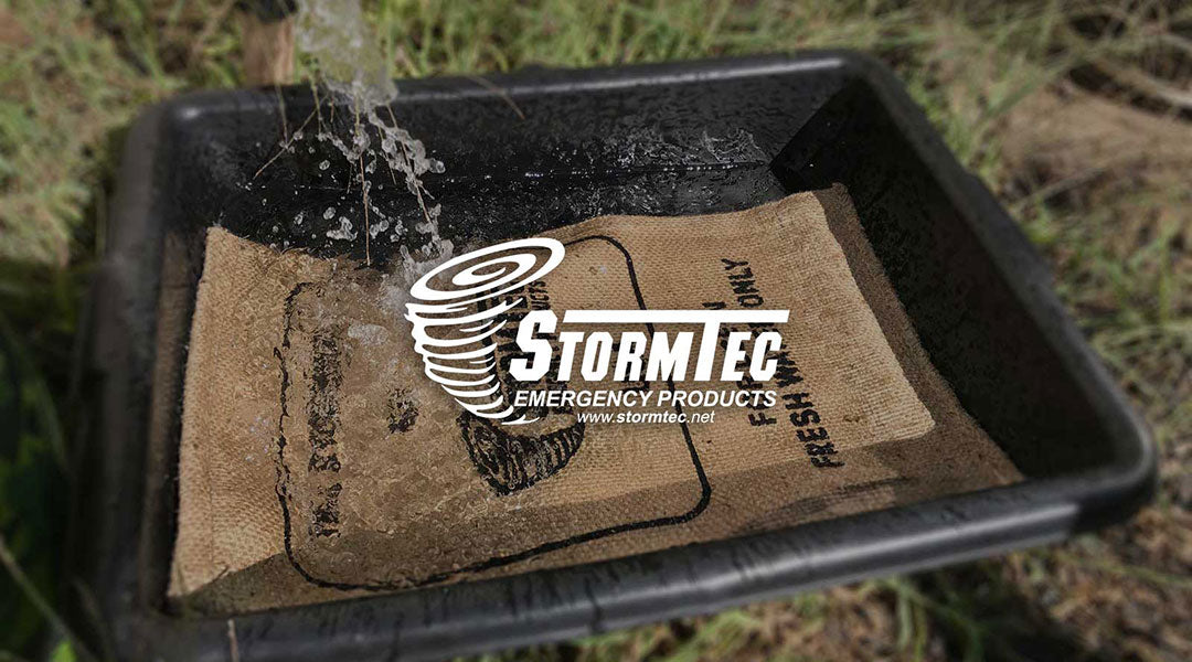 StormTec StormBag Emergency Disaster Preparedness