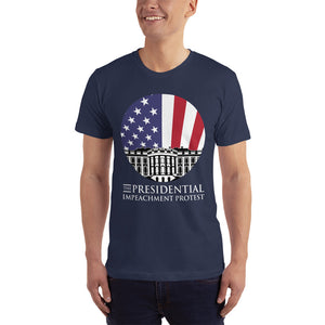 "The Presidential Impeachment Protest ""It's Time to Say: Mr. President, YOU'RE FIRED!"" T-Shirt"