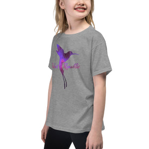 Perfect Republic Space-Hummingbird Youth Short Sleeve T-Shirt