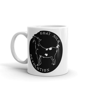 """Goat Milk Revolution"" Mug"