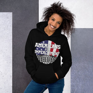 """Americans for Impeachment"" Unisex Hoodie"