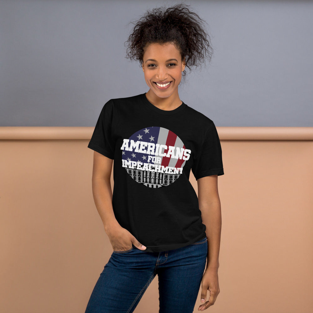 """AMERICANS FOR IMPEACHMENT"" T-Shirt"