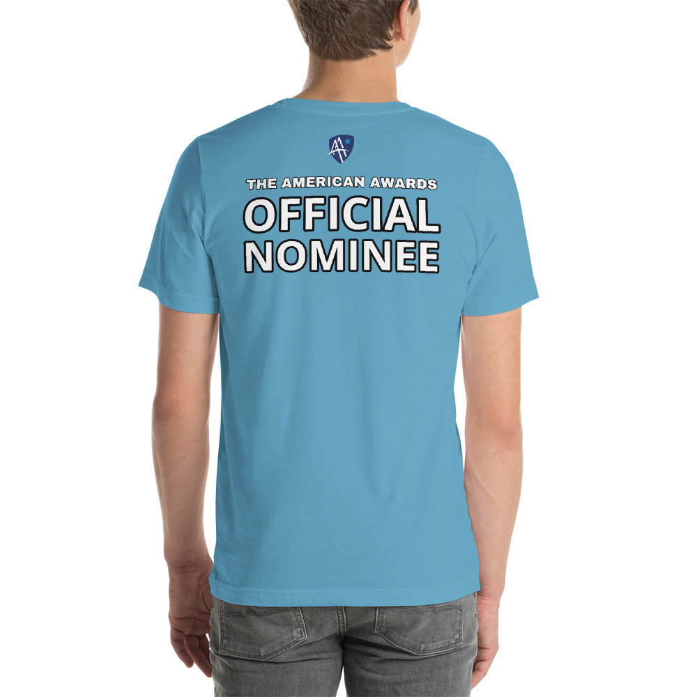 The American Awards Official Nominee T-Shirt