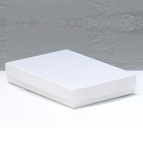 Jewellery Box Large White 140 mm W x 178 mm L x 25 mm D