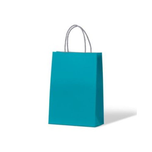 Blue Junior Paper Carry Bags