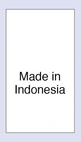 Care Labels Made in Indonesia