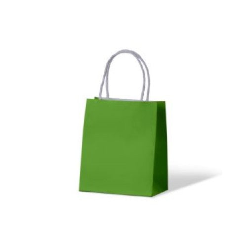 Green Baby Paper Carry Bags