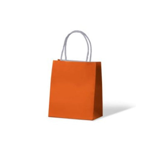 Orange Baby Paper Carry Bags