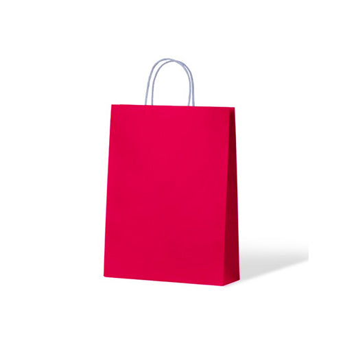 Pink Small Paper Carry Bags