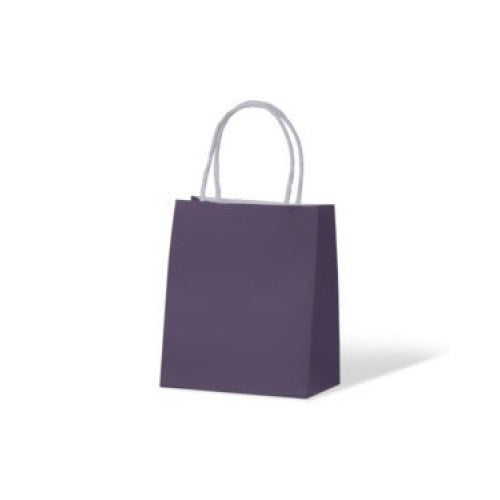 Purple Baby Paper Carry Bags