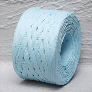 Paper Raffia 4 mm x 100 Metres Pale Blue