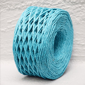 Paper Twine 2 mm x 100 Metres Blue
