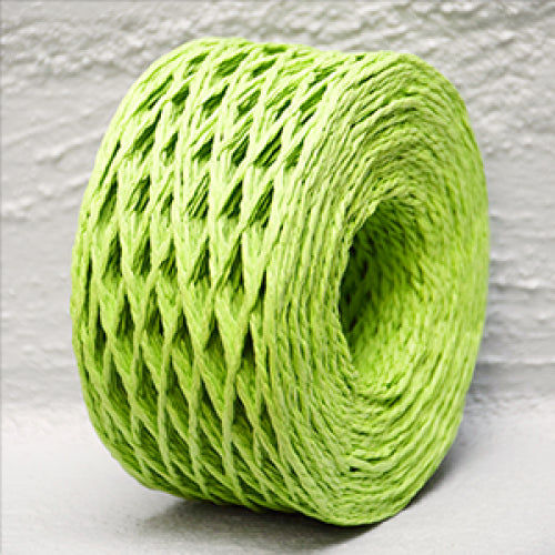 Paper Twine 2 mm x 100 Metres Green