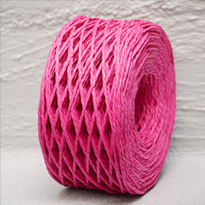 Paper Twine 2 mm x 100 Metres Hot Pink