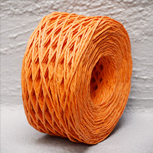 Paper Twine 2 mm x 100 Metres Orange